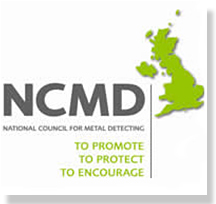 National Council for Metal Detecting [NCMD]